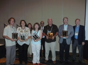 Symposium wins award at the Academy of Management's Annual Meeting in San Antonio, August 2011.