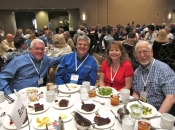 Award Luncheon at The Teaching Professor Conference in New Orleans, June 1, 2013